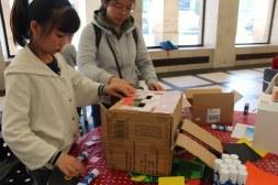 Minecraft workshop Central library Manchester