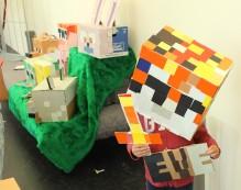 Minecraft - Pixel Mania
